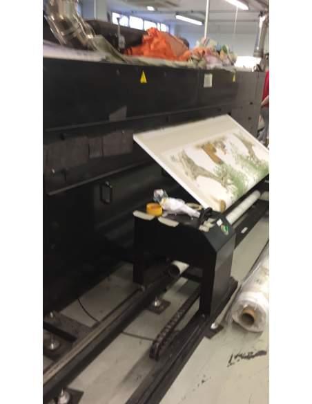 Digital printing machine DUPONT ICHINOSE 3320