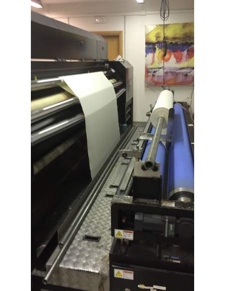 Digital printing machine DUPONT ICHINOSE 3320