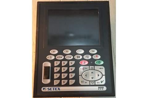 Programmatore SETEX 777
