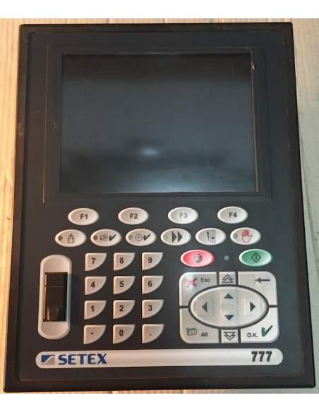 Controller SETEX 777