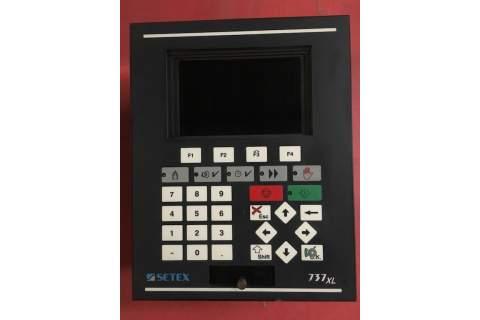 Programmatore SETEX 737 XL