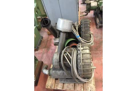 Selvedges n.2 vacum pumps
