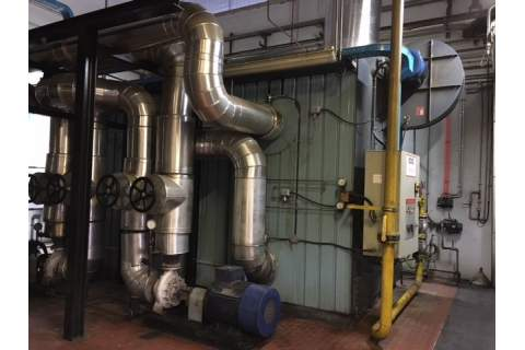 Oil Boiler Bono