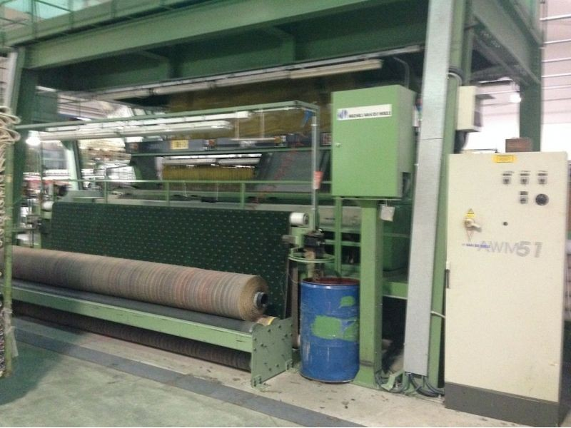 Van De Wiele Carpet Weaving Loom For Sale Carpet Waving