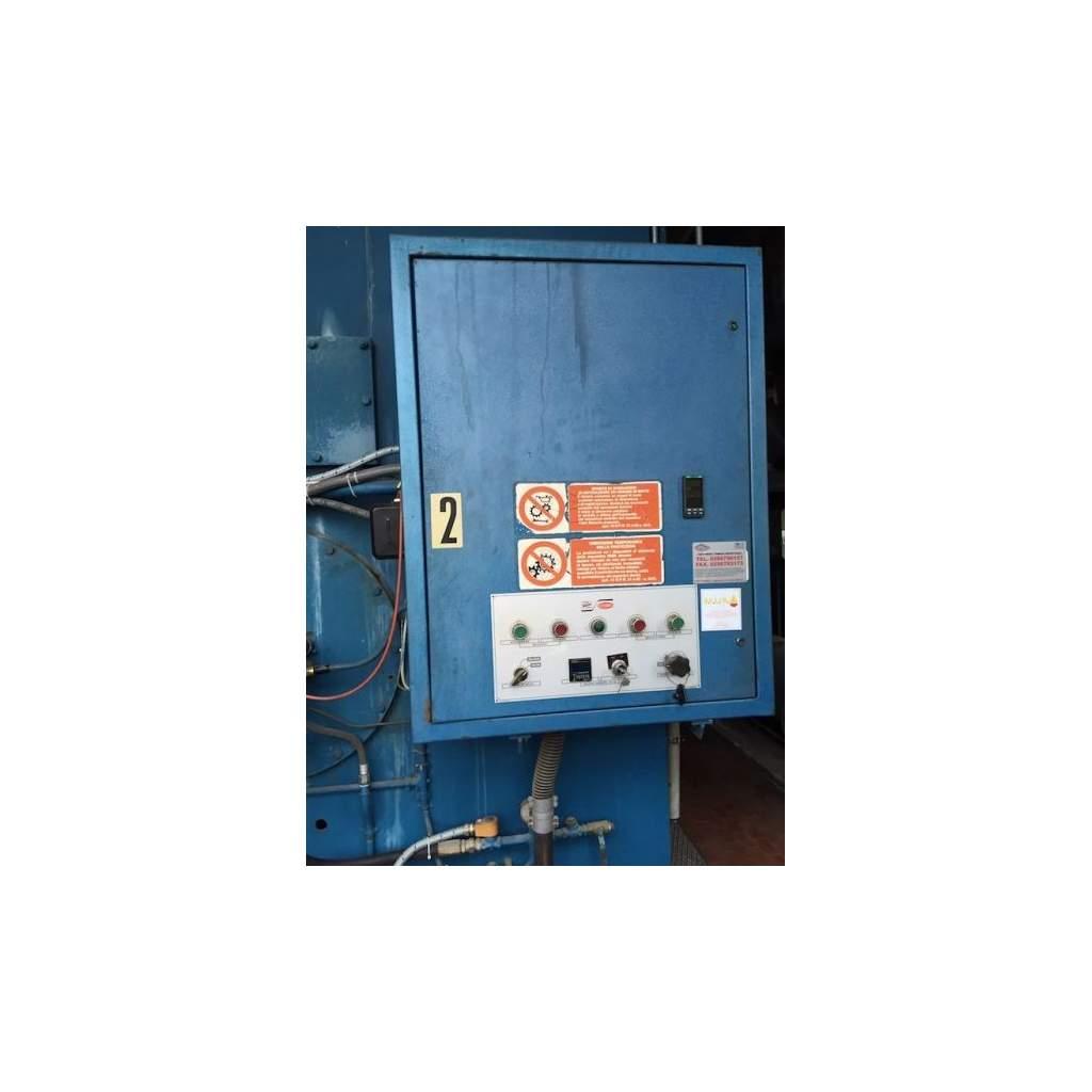 Oil boiler Bono for sale, used oil Boiler evaporator 5000 kg\/h steam