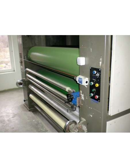 Flat bed printing machine Buser