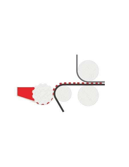 Testa di resinatura e accoppiamento Hotmelt modello PUR-4 F.lli Zappa - 2
