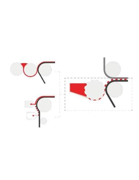 Laboratory coater hotmelt mod. PURlab