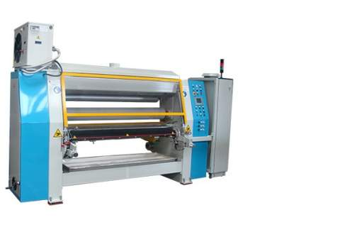 Hot-melt printing machine for film transfer mod. Film-Print