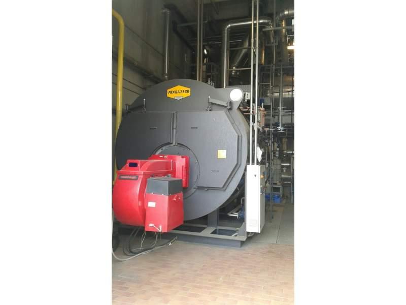steam boiler mingazzini, ferroli, bono boiler, steam boiler unical