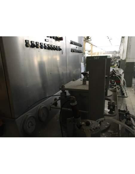 Loris Bellini RBNV-I 270 Macchina automatica rocche tintura laboratorio