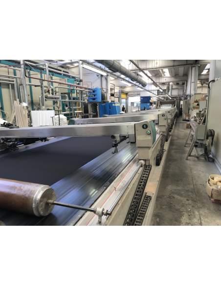 Flat bed printing machine REGGIANI Prima