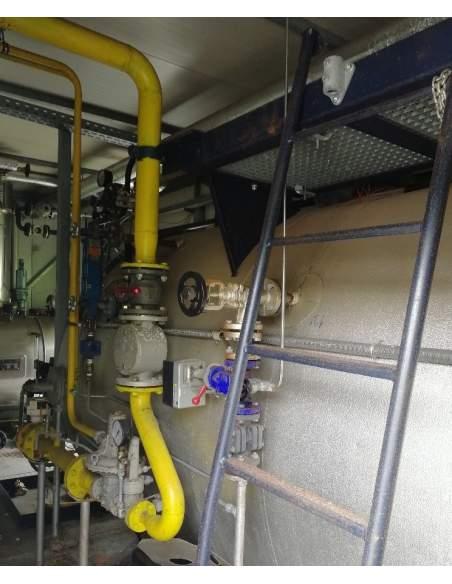 Steam boiler Loss