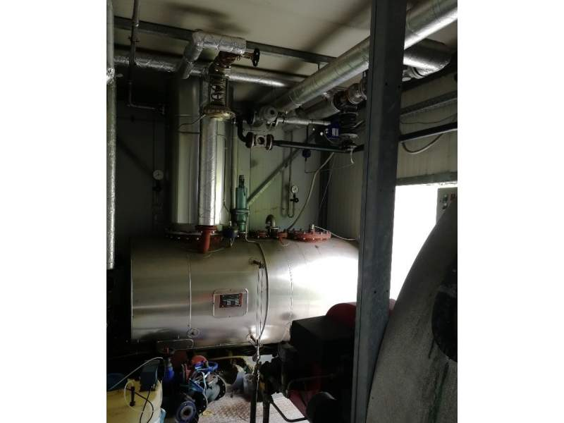 Steam boiler Loss