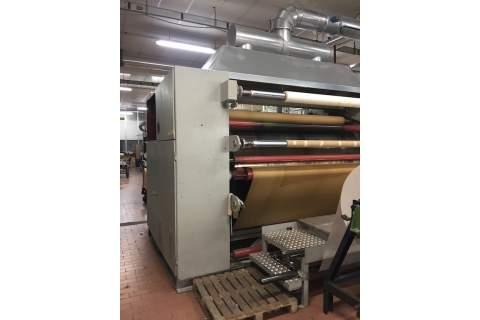 Calandra per stampa transfer Muzzi diametro 1500mm