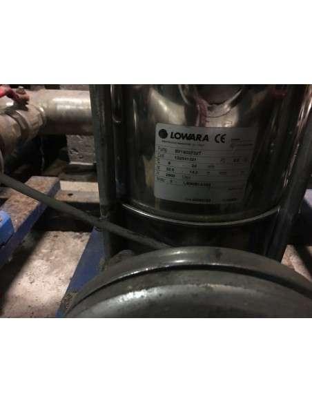 Lowara GHV40 Booster unit