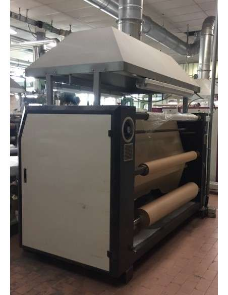 Transfer printing calender Hatapress diameter 600 mm