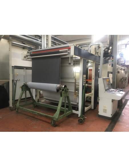 Lafer Permafix ammonia mercerizing machine