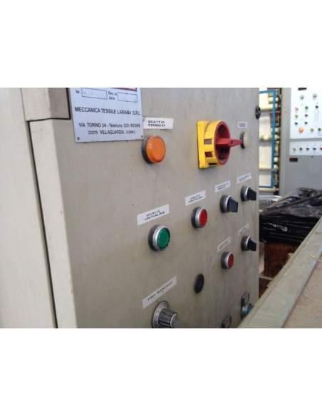 Axial winder hydraulic MTL M.T.L. - 3
