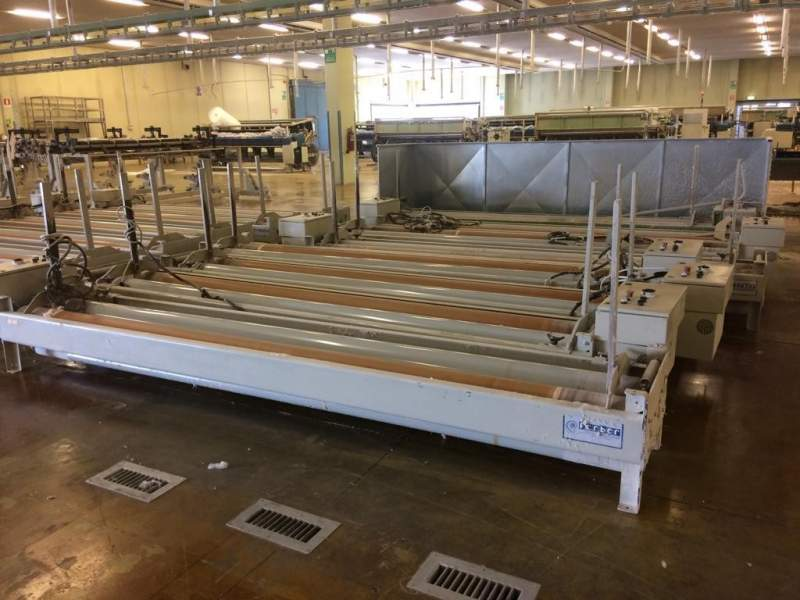 Fabric winder for loom - Ferber