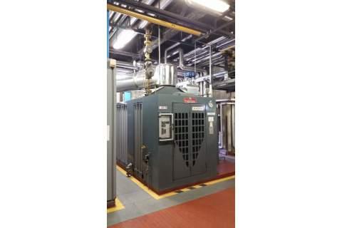 Oil Boiler Therma