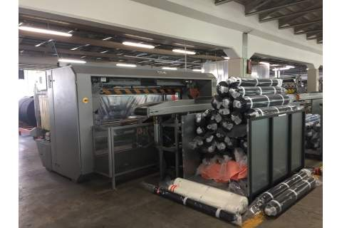 Automatic roll packaging machine La Meccanica PAKO 3000