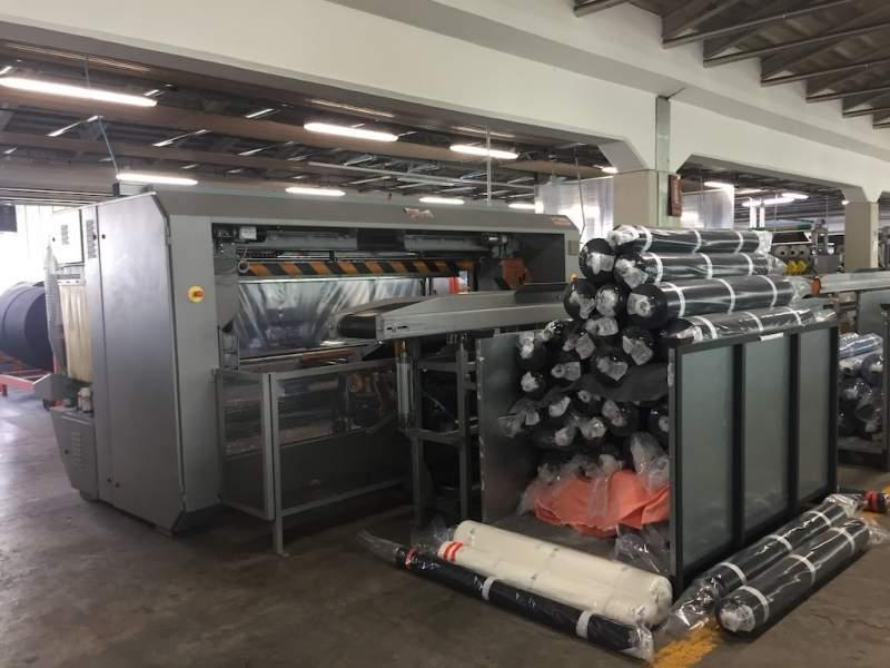 Automatic roll packaging machine La Meccanica PAKO 3000